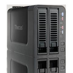 Thecus 色卡司 N2310 2Bay NAS 網路儲存伺服器