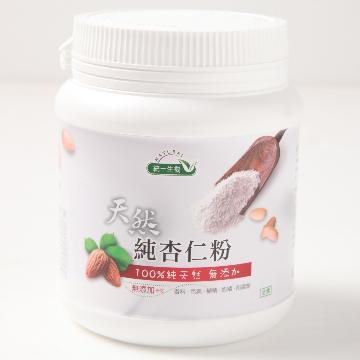 統一生機~天然純杏仁粉200公克/罐  ~即日起特惠至12月29日數量有限售完為止