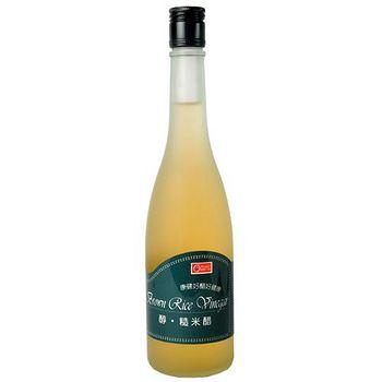 康健生機~醇.糙米醋500ml/罐