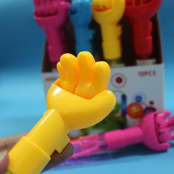 手掌泡泡棒 剪刀 石頭 布 猜拳+泡泡水/一支入{促40}~CF121801