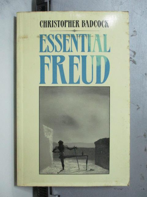 【書寶二手書T5/原文書_ODM】Essential Freud_C.R. Badcock
