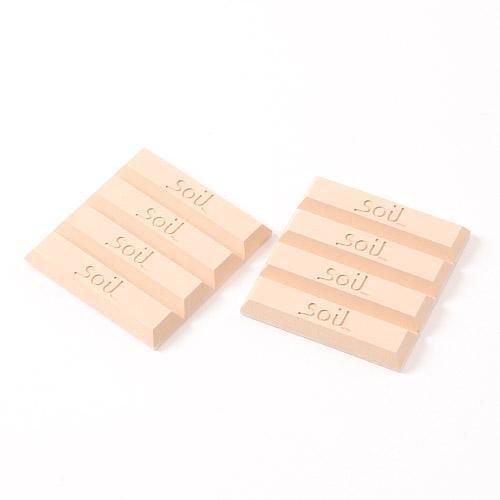 ◎LY愛雅日貨代購◎ 日本代購 日本製 soil 珪藻土 小型乾燥劑 小乾燥磚 粉色