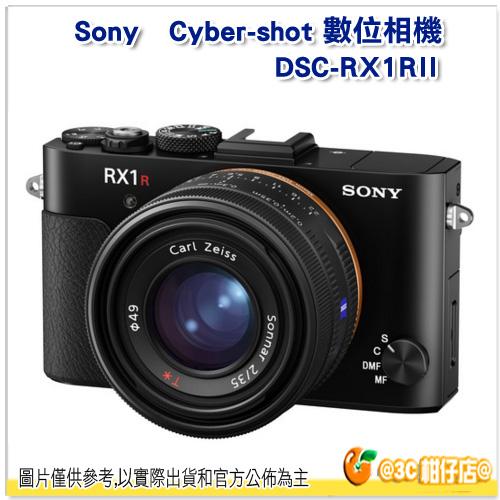 預購 Sony DSC-RX1R II RX1RM2 Cyber shot 全片幅 數位相機 台灣索尼公司貨 RX1RII RX1R2