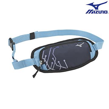 33TM600614(深藍) 運動用(加大) 腰包 【美津濃MIZUNO】