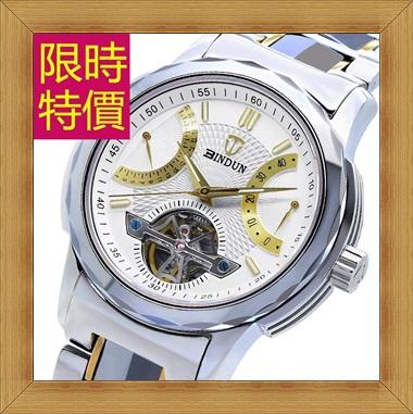 機械錶 男手錶-陀飛輪鏤空時尚經典男腕錶5色54t15【瑞士進口】【米蘭精品】