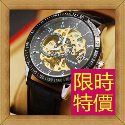 機械錶 男手錶-陀飛輪鏤空時尚經典男腕錶5色54t22【瑞士進口】【米蘭精品】