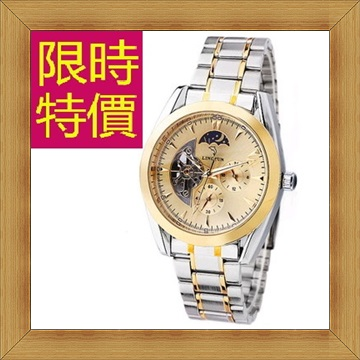 機械錶 男手錶-陀飛輪鏤空時尚經典男腕錶5色54t4【瑞士進口】【米蘭精品】
