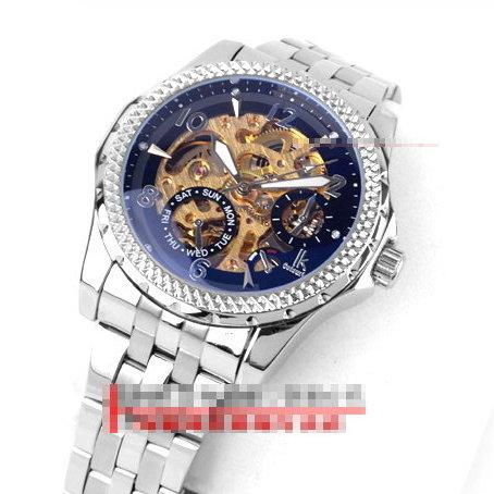 機械錶 手錶-時尚經典鏤空陀飛輪男腕錶4色5r26【瑞士進口】【米蘭精品】