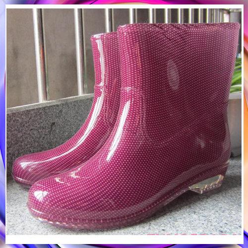 中筒雨靴 雨具-防水防滑時尚流行男女雨鞋4色5s33【韓國進口】【米蘭精品】