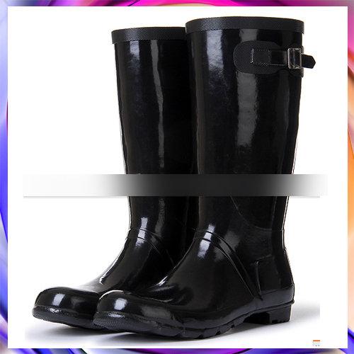 長筒雨鞋 雨具-防水防滑時尚流行男女雨靴6色5s34【韓國進口】【米蘭精品】