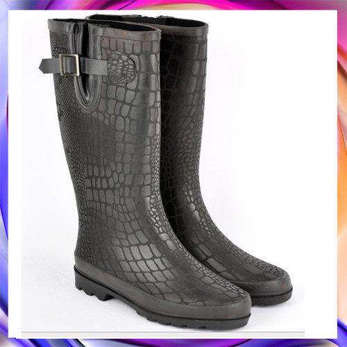 長筒雨鞋 雨具-防水防滑時尚流行男女雨靴5s7【韓國進口】【米蘭精品】
