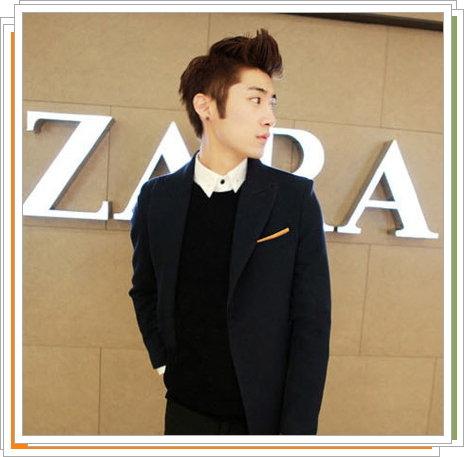 風衣外套 長大衣-流行時尚保暖防寒長版男外套2色5z27【韓國進口】【米蘭精品】