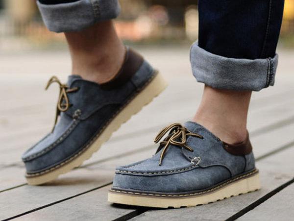 帆船鞋 休閒鞋-時尚經典適平底男鞋子4色aa1【韓國進口】【米蘭精品】