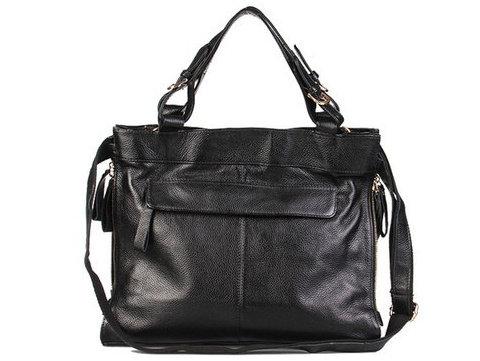 手提包 真皮肩背包-流行時尚經典高貴女包包5色b118【義大利進口】【米蘭精品】