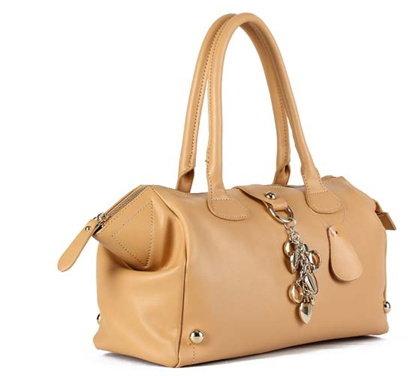 手提包 真皮肩背包-流行時尚經典高貴女包包3色b75【義大利進口】【米蘭精品】