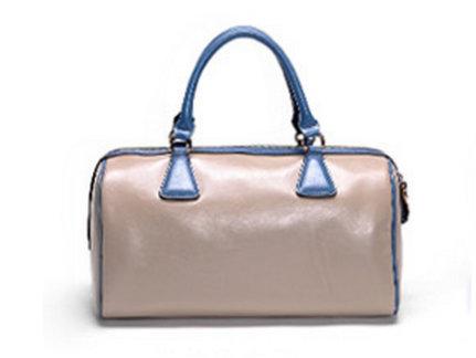 手提包 真皮肩背包-流行時尚經典高貴女包包3色b80【義大利進口】【米蘭精品】