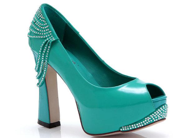 高跟魚口鞋 休閒鞋-時尚氣質OL女鞋子2色s130【韓國進口】【米蘭精品】