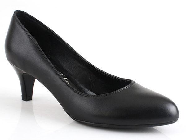 低跟圓頭鞋-正韓時尚氣質OL女鞋子s143【韓國進口】【米蘭精品】