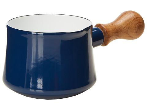 DANSK Butter Warmer 琺瑯木柄牛奶鍋 無蓋 560ml 藍色 *夏日微風*