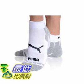[COSCO代購 如果沒搶到鄭重道歉] Puma 男運動短襪 6 入 Puma Mens Low Cut Socks 6 Pack _W654703