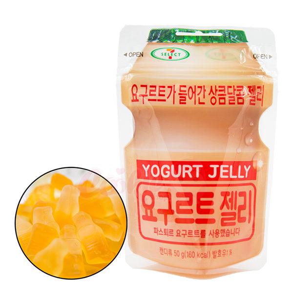韓國 LOTTE 樂天 養樂多軟糖 (50g) 【庫奇小舖】