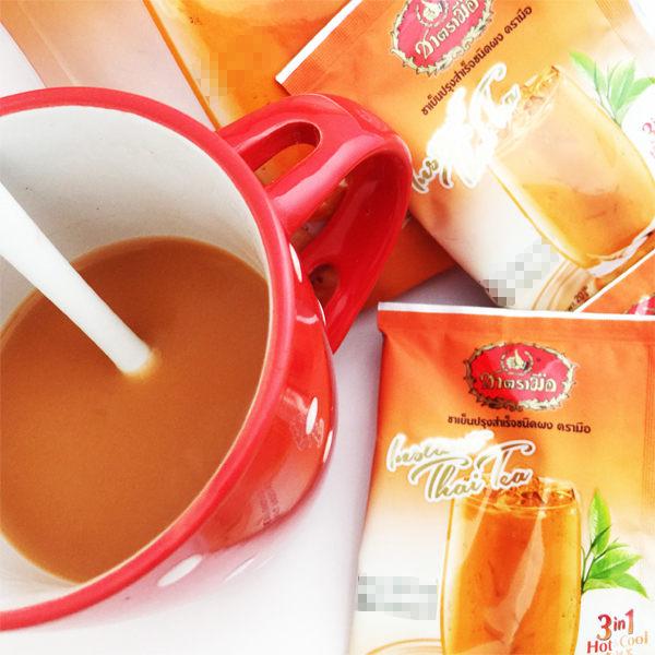 泰國 手標牌泰式奶茶即溶包 20g*5包/袋