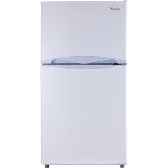 Whirlpool 惠而浦 130L 雙門電冰箱 WMT2130W(白)