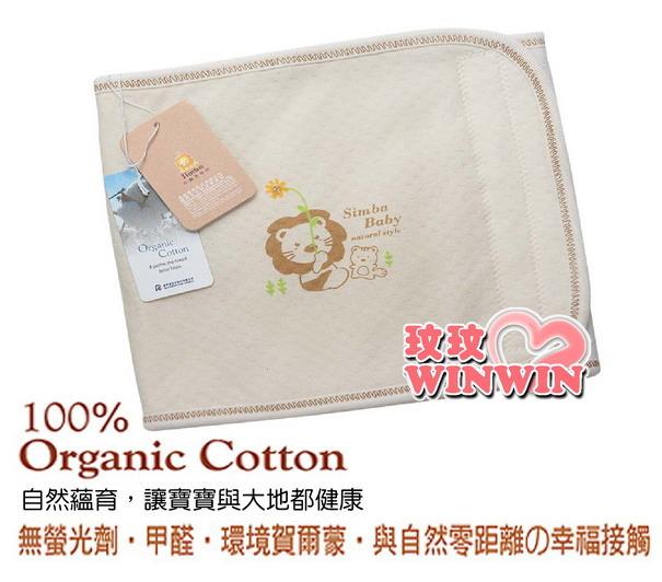 小獅王辛巴 S .5083 有機棉嬰兒肚圍 - S號~寶寶睡覺時加上肚圍,加強腹、胸部的禦寒保暖