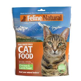 紐西蘭 K9 Feline Natural 貓咪冷凍乾燥生食餐 - 350g