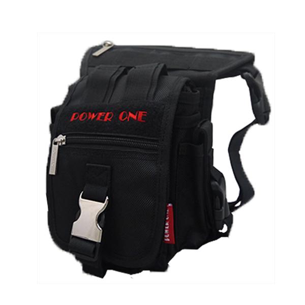 【加賀皮件】 POWERONE腿包 運動/騎車/上學/逛街必備/腿包/臀包/屁股包/腰包 ST837