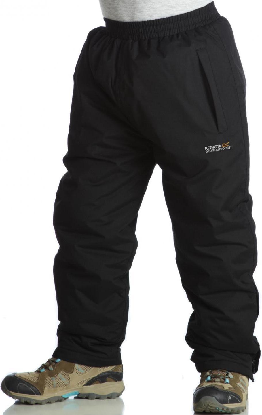 Regatta 兒童款 防水透氣保暖褲/雪褲 CO 防水透氣保暖中纖褲 Padded Chandler RKP062