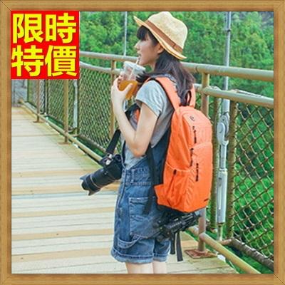 相機包 攝影後背包-防水防盜戶外旅行雙肩攝影包2色71a4【獨家進口】【米蘭精品】