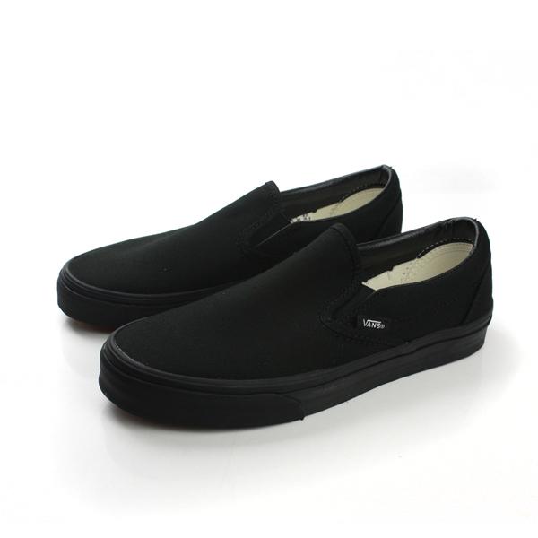 VANS Classic Slip-On 懶人鞋 黑 男女款 no325