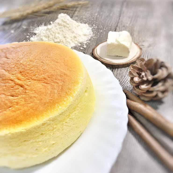 【儀娘甜點廚房】輕乳酪蛋糕 6吋--限時優惠-購滿六組免運費