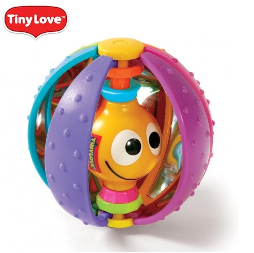 【安琪兒】美國【Tiny Love】旋轉彩球