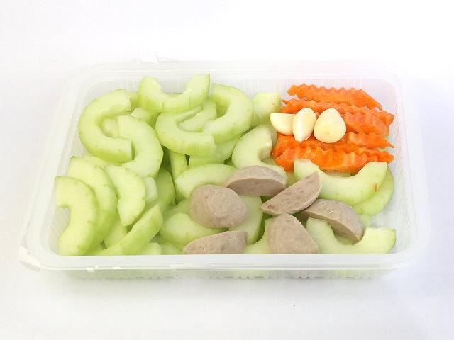 【食在方便】大黃瓜貢丸 350g