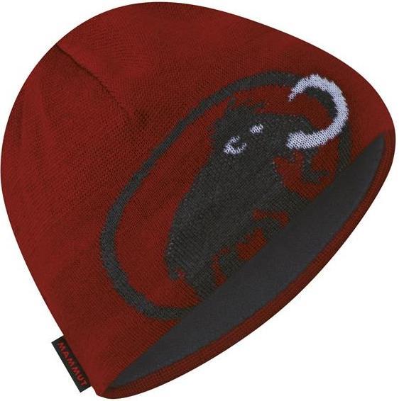 Mammut 長毛象 毛帽/登山保暖帽/滑雪/旅遊 Tweak Beanie 1090-01351-3391 魔力紅
