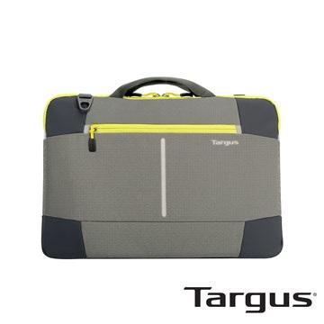 """[免運] Targus  Bex II 15.6"""" 手提側背包/筆電包  灰黃"""