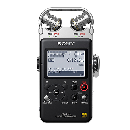 [Sony Store] PCM-D100