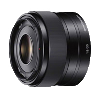 [Sony Store] SEL35F18