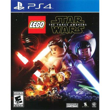 現貨供應中 中文版 [保護級] PS4 樂高星際大戰:原力覺醒