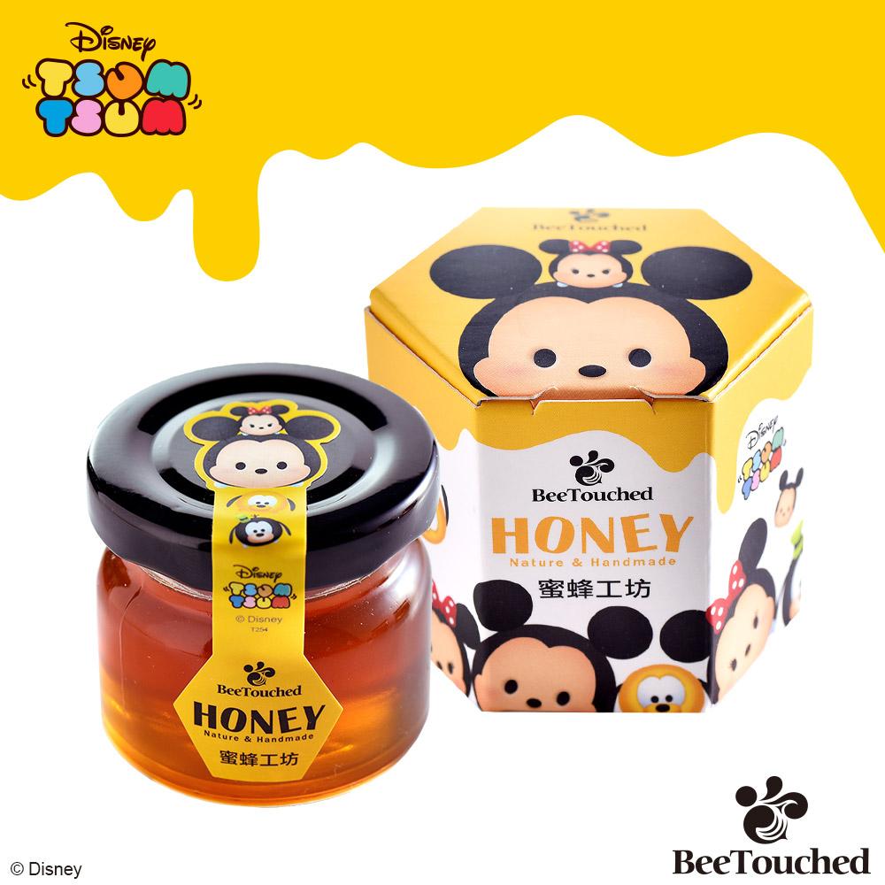 蜜蜂工坊- 迪士尼tsum tsum系列手作蜂蜜(米奇款)