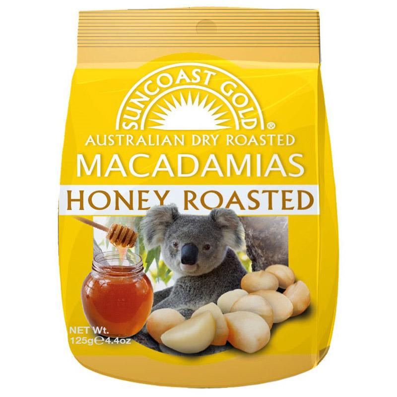 澳洲蜂蜜夏威夷豆 125g/袋 5217SHOPPING
