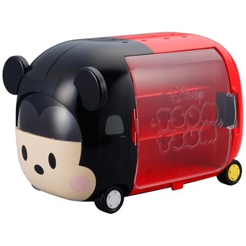 【奇買親子購物網】【TOMICA迪士尼】TSUM TSUM米奇小車收納盒
