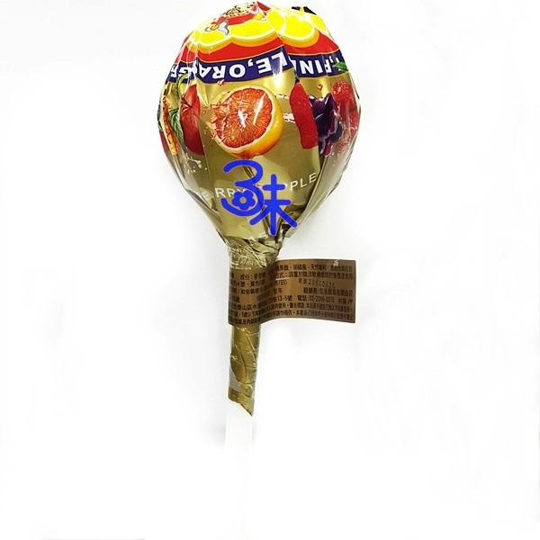 (台灣) 三太子 超級棒棒糖(水果棒棒糖) 1支150g (15支) 特價 109 元 【4713909140710 】