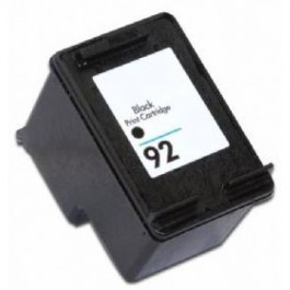 HP 92 C9362WA【台灣耗材】HP 92 C9362WA環保墨水匣 黑色 適用HP PSC1510/DJ-5440/ PS7830/C3180 HP 92 C9362WA