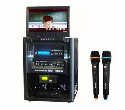 【順風99卡拉OK機 SF-353】+ DVD播放器 + USB插槽 + 數位錄音盒 100W (全配豪華型) SF353【舊換新實施中】