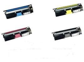 【台灣耗材】 EPSON 環保碳粉匣 S050554黃/S050555紅/S050556藍高容量2.700張單支任選C1600/1600/CX16NF