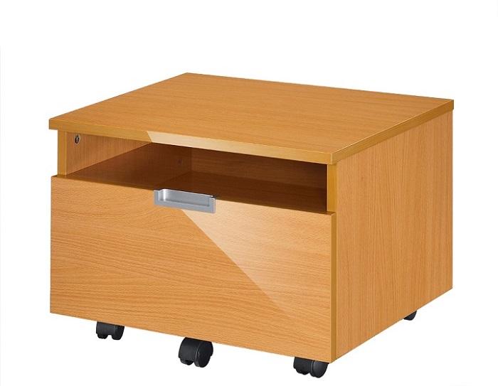 【免運/尚時時尚】 組裝完成品 公文櫃 單抽櫃 床頭櫃 抽屜櫃 資料櫃 辦公家具