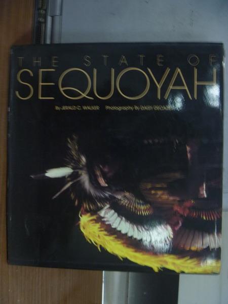 【書寶二手書T8/原文書_PGO】The state of sequoyah_1976